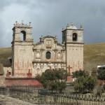 Kirche in Tisco